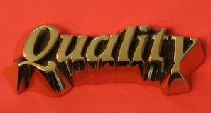 Qualidade Foto de Stock Royalty Free