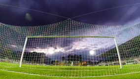 Qualifizierendes Spiel Ukraine V die Niederlande europäischer Meisterschaft Under-21 UEFA stock footage