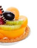 Qualità al gusto di frutta Immagine Stock