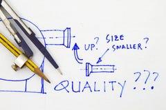 Qualität Lizenzfreies Stockfoto