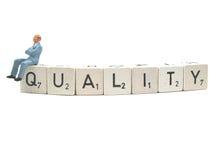 Qualität Lizenzfreie Stockfotos