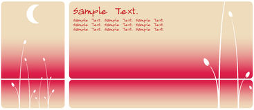Qualitäts-Schablonen-Auszugs-Hintergrund Stockfoto