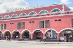 Qualitätshotel in Valladolid Lizenzfreie Stockfotos