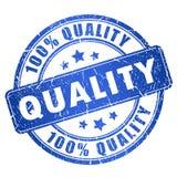 Qualitätsstempel Stockbilder