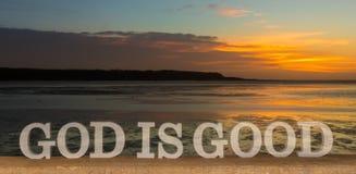 Qualité de Dieu Image libre de droits