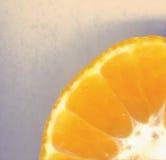 Qualité orange Images libres de droits