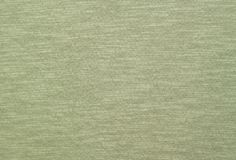 Qualitative green melange texture on eco-cotton linen Royalty Free Stock Photo