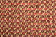 Qualitative upholstery fabric. Stock Image