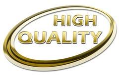 Qualität Lizenzfreie Stockfotografie