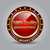 Quality Badge Royalty Free Stock Photos