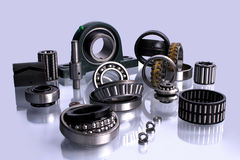 Only quality!Bearings. Only qualitative production for all transport stock photo