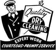 Quality Dry Cleaning Stock Photos