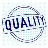 Quality egg Stock Image