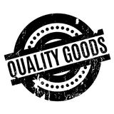 Quality Goods rubber stamp Royalty Free Stock Photography