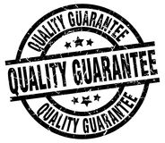 Quality guarantee stamp. Quality guarantee grunge vintage stamp isolated on white background. quality guarantee. sign Royalty Free Illustration