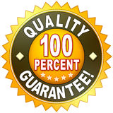 Quality guarantee Stock Photography