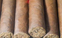 Quality hand made cigars from Nicaragua Stock Photos