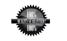 Quality mark Royalty Free Stock Images