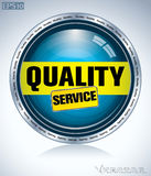 Quality Service Stock Image