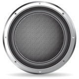 Quality speaker Royalty Free Stock Photos