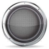 Quality speaker Royalty Free Stock Image