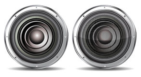 Quality speaker Stock Images