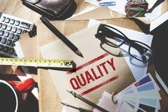 Quality Standard Value Worth Level Class Grade Concept. Quality Standard Value Worth Level Class Grade Royalty Free Stock Photo