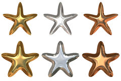 Quality Stars Royalty Free Stock Images