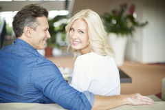 Quality time together Stock Photography