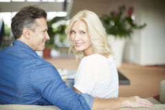 Quality time together Royalty Free Stock Photo