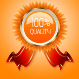 100% Qualty Label Stock Images