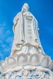 Quan статуя Am, Da Nang, Вьетнам Стоковые Изображения