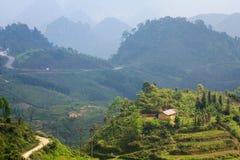 Quan Ba Heaven Gate, Hà Giang, Vietnam Lizenzfreie Stockbilder