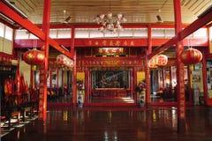 Quan Yin寺庙。 免版税库存图片