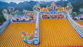 Quan Yin китайская богиня пощады и сострадания Стоковая Фотография