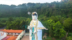 Quan Yin the Chinese goddess of mercy and compassion Stock Photo