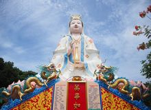 Quan Yin / Guan Yin / Guan Yim Royalty Free Stock Photos