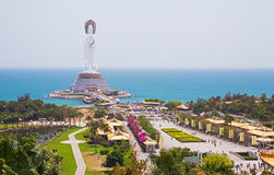 Quan Yin Hainan China Stock Photo