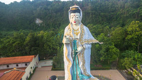 Quan Yin la déesse chinoise de la pitié et de la compassion Photographie stock