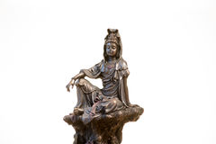 Quan Yin Teaching Royaltyfri Bild