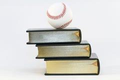 Quand un base-ball ouvre des trappes Photo stock
