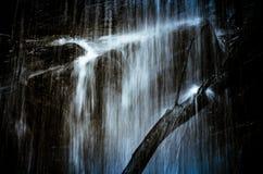 Quando a água cair Imagem de Stock