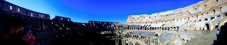 Quando a Roma Immagine Stock Libera da Diritti