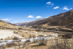Quanhua tan glacier Stock Images