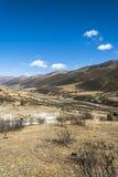 Quanhua tan glacier Royalty Free Stock Photo