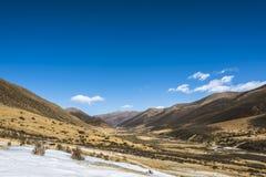 Quanhua tan glacier Stock Photography