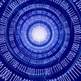 Quantenmechanik trifft allgemeine Relativitätstheorie Stockfoto