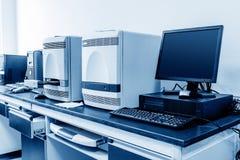Quantitative PCR Stock Photo