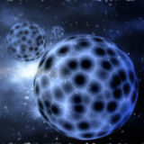 Quantum Bubbles Stock Photos