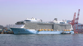 Quantum of the seas Royalty Free Stock Photo